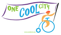 Davis One Cool City Logo
